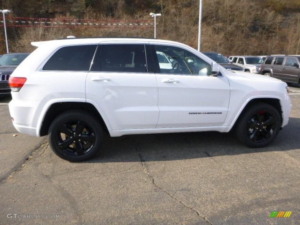 2015 bright white jeep grand cherokee altitude 4x4 99250737 photo 6 car color. Black Bedroom Furniture Sets. Home Design Ideas