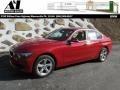 Melbourne Red Metallic 2015 BMW 3 Series 328i xDrive Sedan