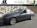 Mineral Grey Metallic 2015 BMW 3 Series 328i xDrive Sedan