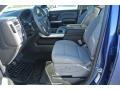 Deep Ocean Blue Metallic - Silverado 1500 LT Double Cab Photo No. 8