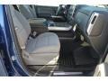 Deep Ocean Blue Metallic - Silverado 1500 LT Double Cab Photo No. 16