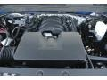 Deep Ocean Blue Metallic - Silverado 1500 LT Double Cab Photo No. 19