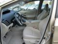 Bisque 2010 Toyota Prius Interiors