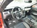 Ebony Prime Interior Photo for 2015 Ford Mustang #99331210