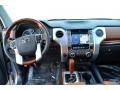 1794 Edition Premium Brown Leather Dashboard Photo for 2015 Toyota Tundra #99331423