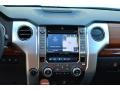 1794 Edition Premium Brown Leather Controls Photo for 2015 Toyota Tundra #99331444