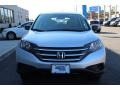 2014 Alabaster Silver Metallic Honda CR-V LX AWD  photo #2