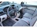 2014 Alabaster Silver Metallic Honda CR-V LX AWD  photo #11