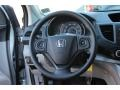 2014 Alabaster Silver Metallic Honda CR-V LX AWD  photo #16