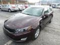 Dark Cherry 2015 Kia Optima Gallery