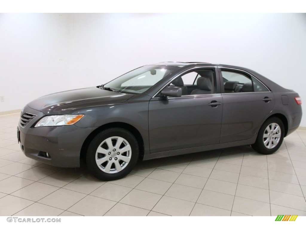 magnetic gray metallic 2007 toyota camry xle v6 exterior photo 99367054. Black Bedroom Furniture Sets. Home Design Ideas