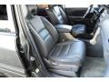 2008 Honda Pilot Gray Interior Front Seat Photo