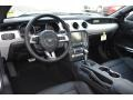 Ebony Prime Interior Photo for 2015 Ford Mustang #99374452