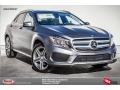 designo Mountain Grey Magno 2015 Mercedes-Benz GLA Gallery