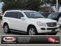 Arctic White 2008 Mercedes-Benz GL 320 CDI 4Matic