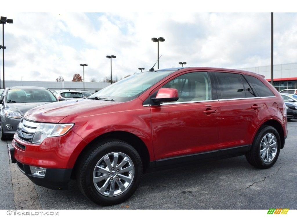 2008 Ford Edge Limited Exterior Photos