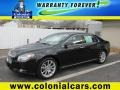 Black Granite Metallic 2009 Chevrolet Malibu LTZ Sedan