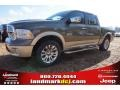 2015 Prairie Pearl Ram 1500 Laramie Long Horn Crew Cab  photo #1