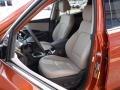 Beige 2015 Hyundai Santa Fe Sport Interiors