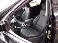 Black 2015 Hyundai Santa Fe Sport Interiors