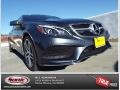 Steel Grey Metallic 2015 Mercedes-Benz E 550 Coupe