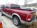 Deep Cherry Red Crystal Pearl - 1500 Laramie Quad Cab 4x4 Photo No. 4