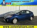 Blue Ribbon Metallic 2011 Toyota Prius Hybrid II