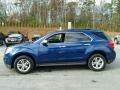 2010 Navy Blue Metallic Chevrolet Equinox LT  photo #20