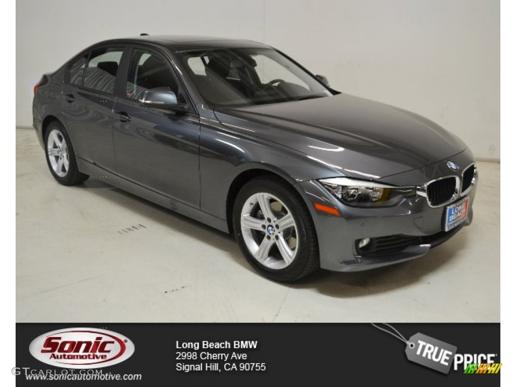 2015 Mineral Grey Metallic Bmw 3 Series 320i Sedan