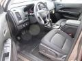Jet Black Interior Photo for 2015 GMC Canyon #99494567