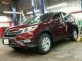 2015 Basque Red Pearl II Honda CR-V EX-L AWD  photo #1