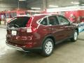 2015 Basque Red Pearl II Honda CR-V EX-L AWD  photo #2