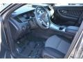 Charcoal Black 2014 Ford Taurus Interiors