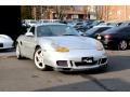 Polar Silver Metallic 2000 Porsche Boxster S