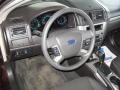 2011 Bordeaux Reserve Metallic Ford Fusion SE V6  photo #6