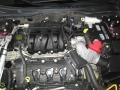 2011 Bordeaux Reserve Metallic Ford Fusion SE V6  photo #20