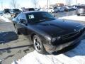 Brilliant Black Crystal Pearl 2010 Dodge Challenger SE