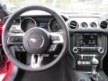 Ebony Dashboard Photo for 2015 Ford Mustang #99593152