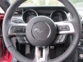 Ebony Steering Wheel Photo for 2015 Ford Mustang #99593239