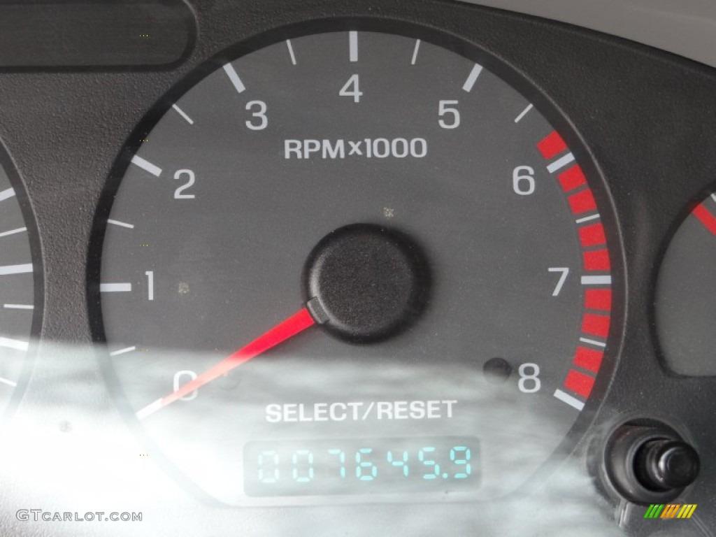 2000 Mustang GT Coupe - Laser Red Metallic / Medium Graphite photo #24