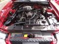 2000 Laser Red Metallic Ford Mustang GT Coupe  photo #30
