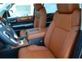 1794 Edition Premium Brown Leather Front Seat Photo for 2015 Toyota Tundra #99623802