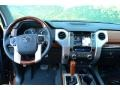 1794 Edition Premium Brown Leather Dashboard Photo for 2015 Toyota Tundra #99623823