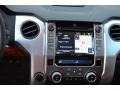 1794 Edition Premium Brown Leather Controls Photo for 2015 Toyota Tundra #99623845