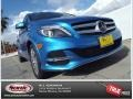 South Seas Blue Metallic 2014 Mercedes-Benz B Electric Drive