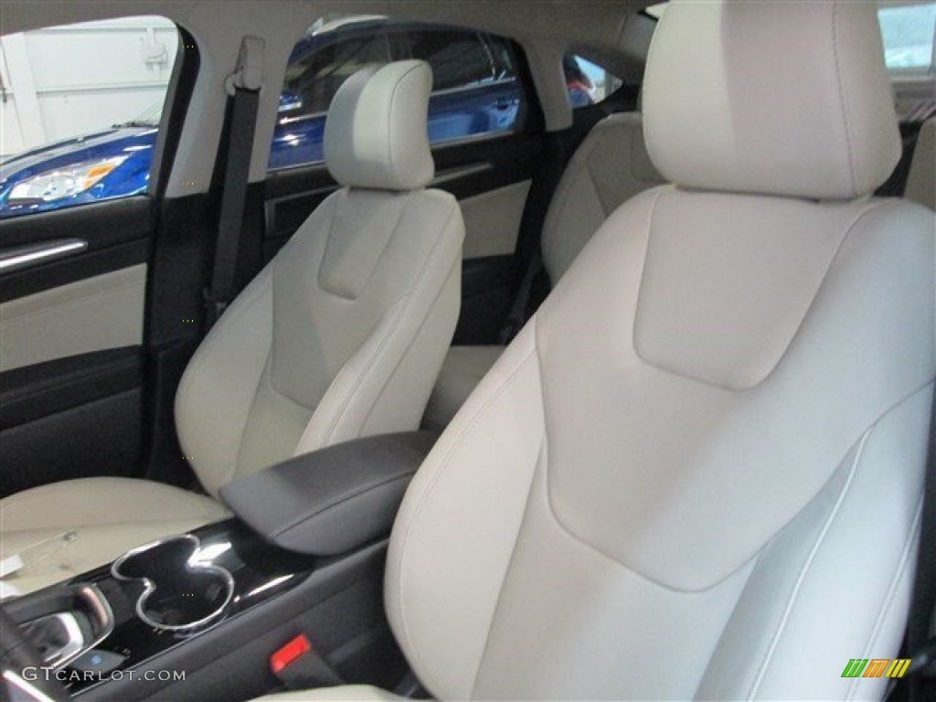 Ford Mondeo 2015 Interior >> Medium Soft Ceramic Interior 2015 Ford Fusion Hybrid Titanium Photo #99672506 | GTCarLot.com