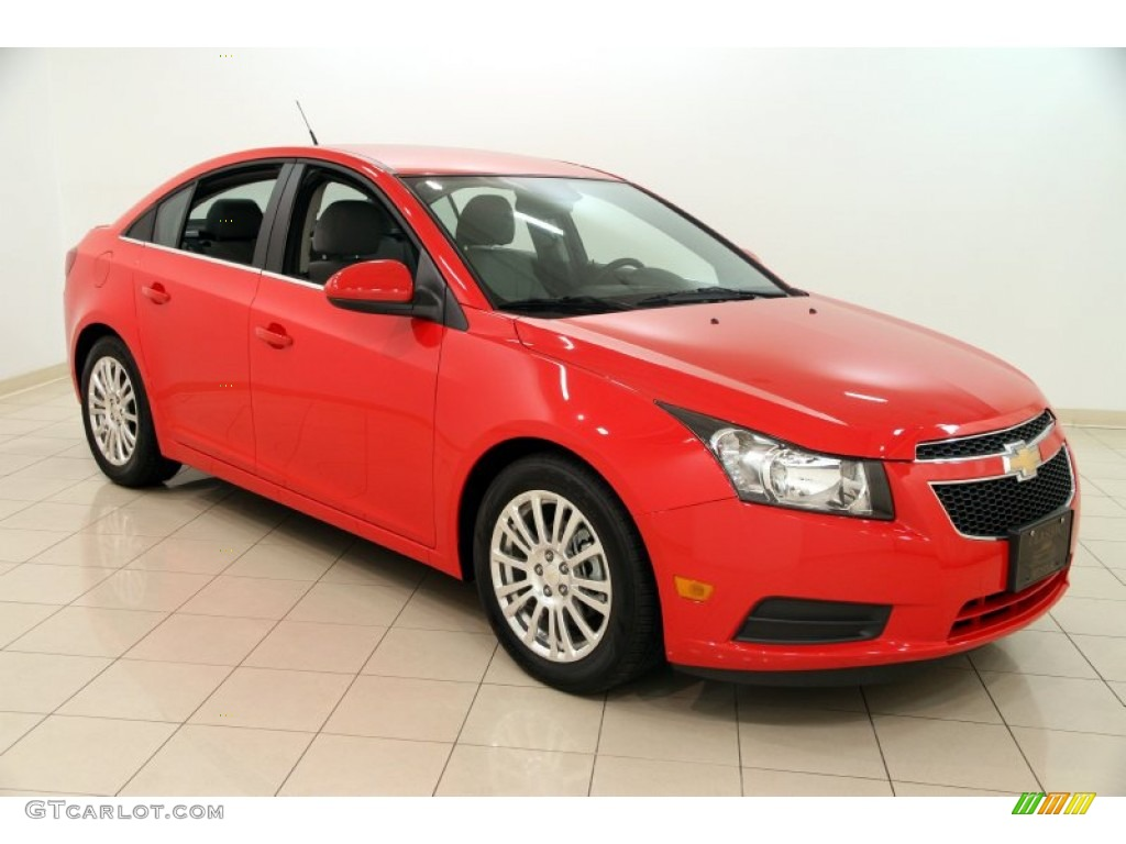2014 Red Hot Chevrolet Cruze Eco 99670440 Car Color Galleries