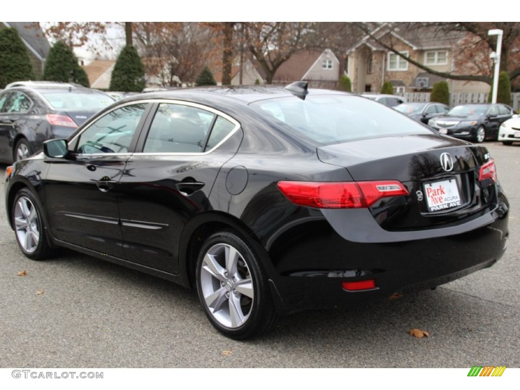 2014 Crystal Black Pearl Acura ILX 2.0L Technology