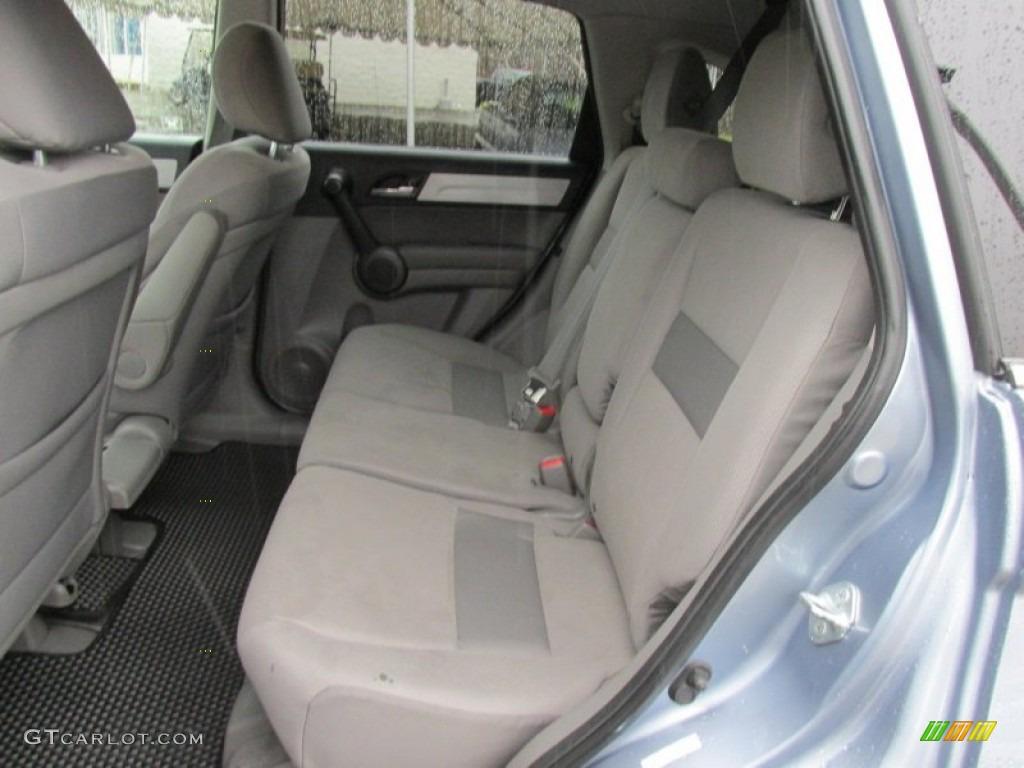 2011 CR-V EX 4WD - Glacier Blue Metallic / Gray photo #23