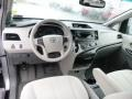 2012 Silver Sky Metallic Toyota Sienna LE AWD  photo #18